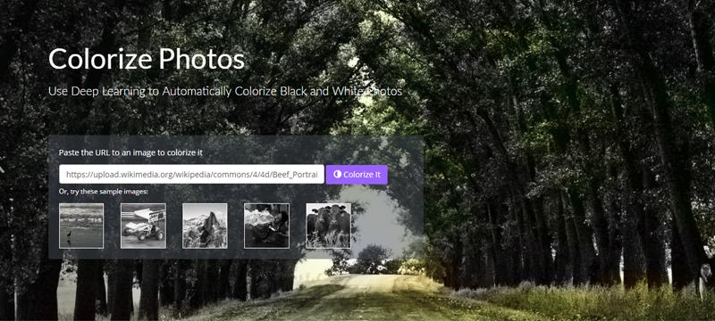S/W-Fotos – jetzt könnt auch ihr automatisiert einfärben