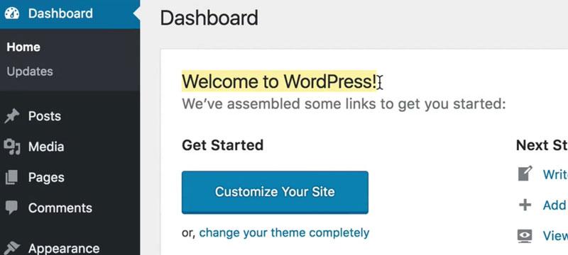 WordPress 4.6: Pepper