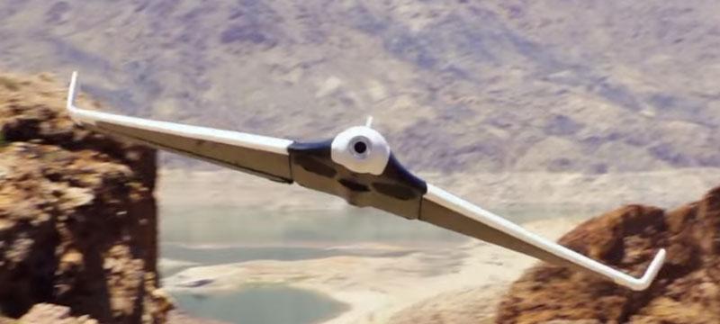 Fliegen und filmen mit 80 km/h