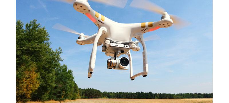 Eine Flugstunde für Drohnen-Einsteiger