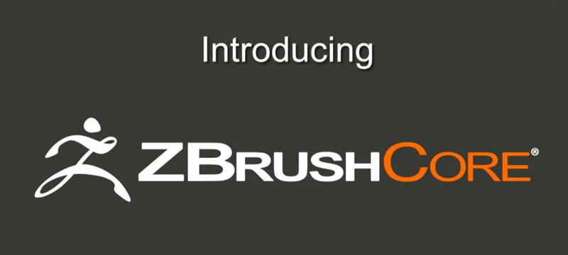 ZBrushCore: Details veröffentlicht