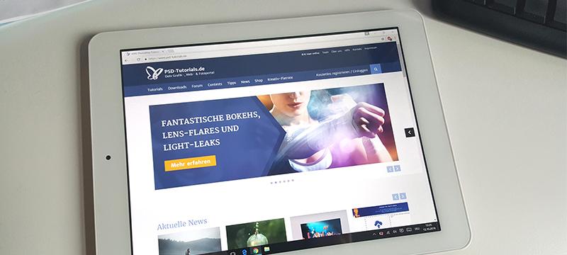 Technik-Nachwuchs, Teil 2: ein Tablet mit Windows und Android (Reklame)