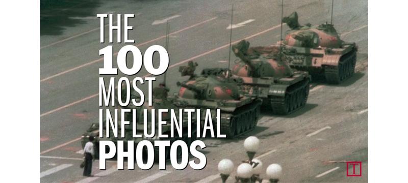 Die 100 einflussreichsten Fotos aller Zeiten
