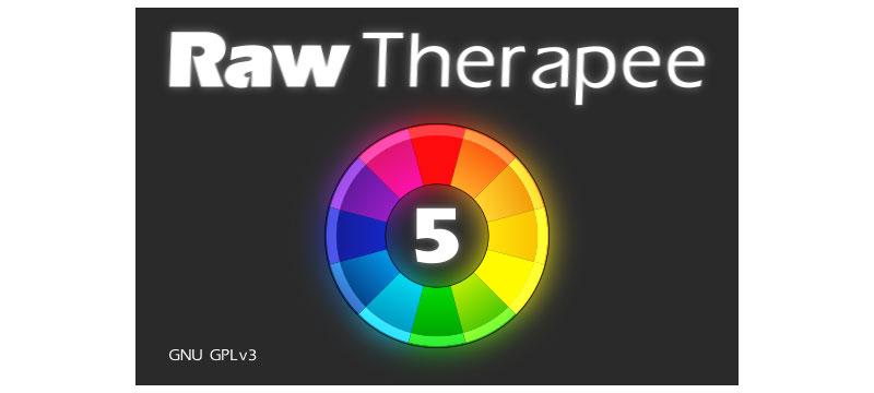 RawTherapee 5 veröffentlicht