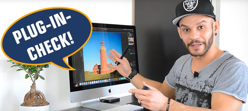 SRDx getestet (Video): Photoshop-Plug-in zum Entfernen von Staub und Kratzern