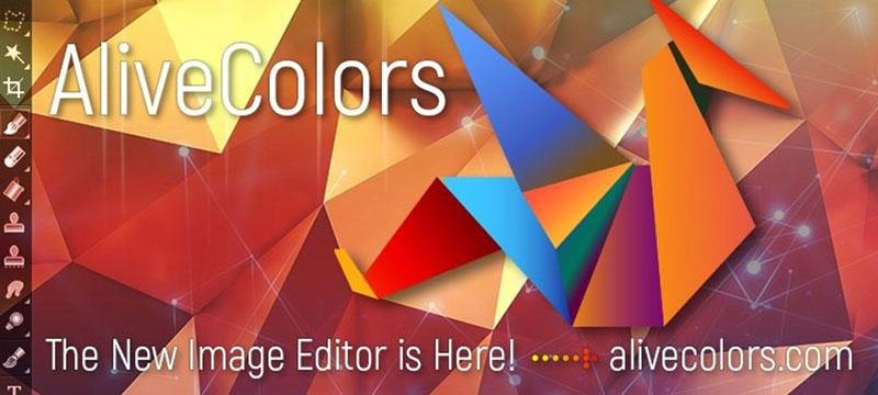 AliveColors: Bild- und Grafikbearbeitungsprogramm von AKVIS als Beta-Version