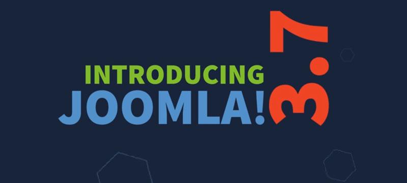 Joomla! 3.7 veröffentlicht