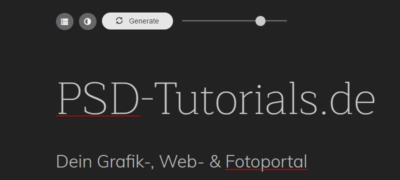 Schriftarten visuell ansprechend kombinieren – diese Website hilft dabei