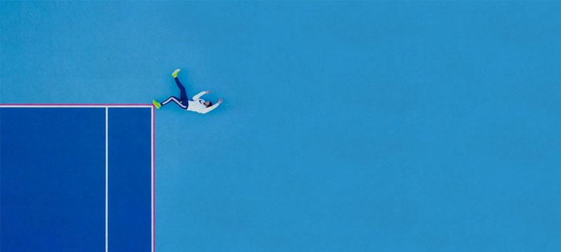 Ausgezeichnete Drohnenfotografie