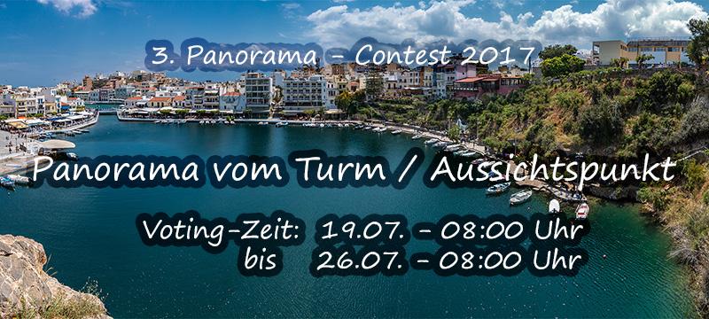 Voting Panorama-Contest