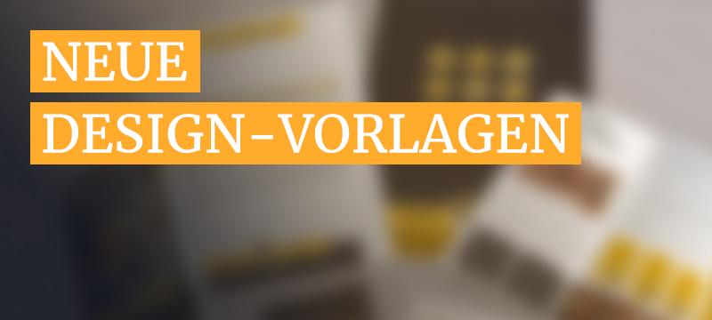 Design-Vorlagen: jetzt mit Word-Kompatibilität