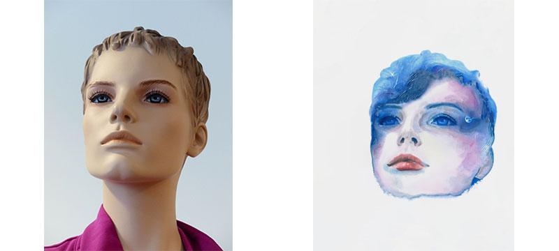 In Entwicklung: Porträt-Videos mit einem anderen Stil versehen