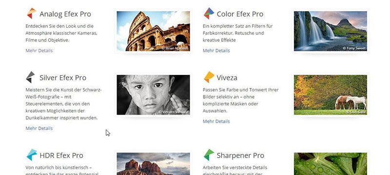Nik Collection: DxO übernimmt die Software-Sammlung von Google und plant Weiterentwicklung