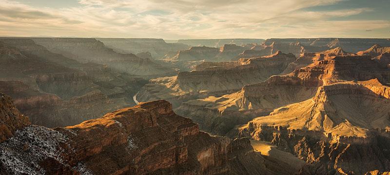 Faszinierende Ansichten: Stürme und Nationalparks