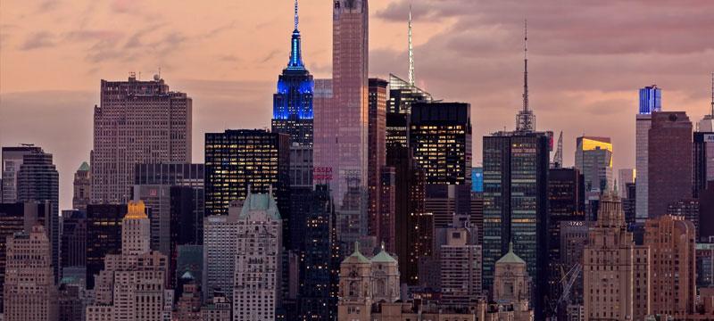 New York City – in diesen Szenen ist es Tag und Nacht zugleich