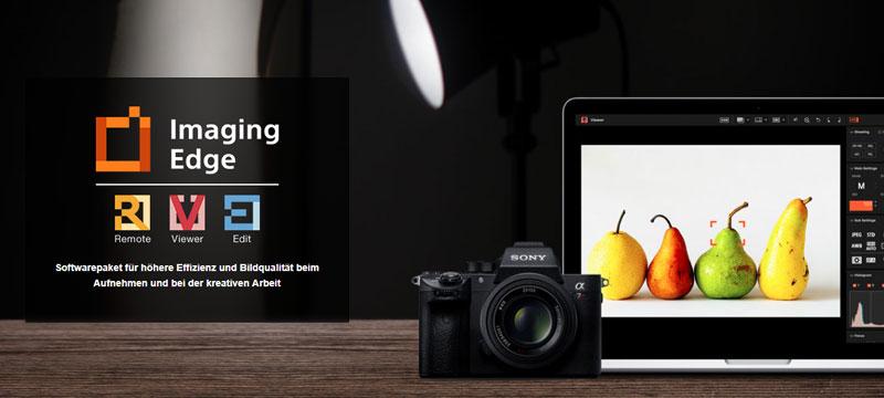Sony veröffentlicht Software-Suite Imaging Edge