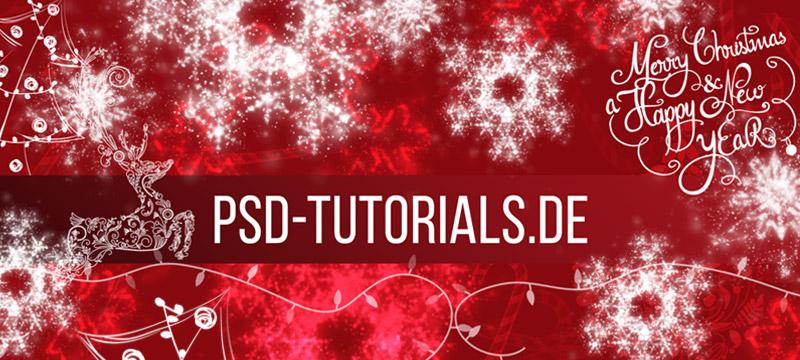 PSD-Tutorials.de – das erwartet euch im Dezember