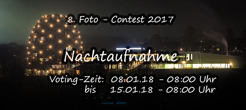 Endspurt im letzten Foto-Contest aus 2017
