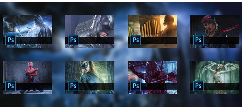 Kostenlos streamen – Photoshop-Woche bei PSD-Tutorials.de