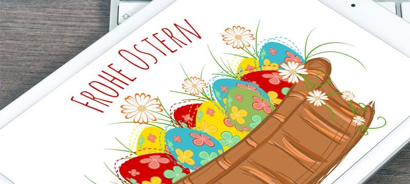 Ostern steht vor der Tür – Vorlagen zum Fest