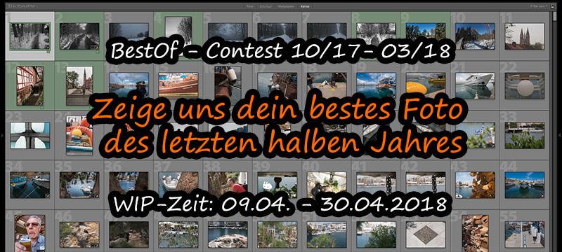 Erster Foto-Contest aus der Konserve!!!