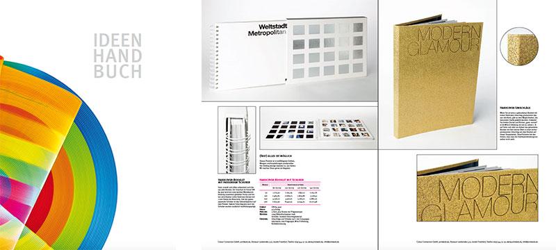 Kreativ-Katalog in neuer Auflage zum kostenlosen Download