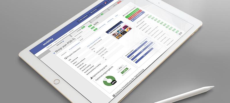 Suchmaschinenoptimierung für Shops (Teil 2) – das große Aufräumen mit Seobility
