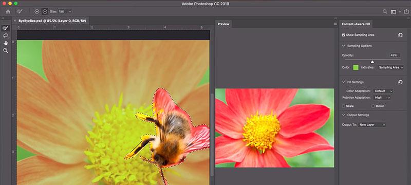 Neues in Adobe Photoshop CC 20.0