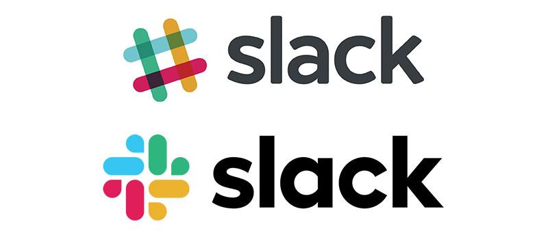 Team-Messenger Slack mit neuem Logo