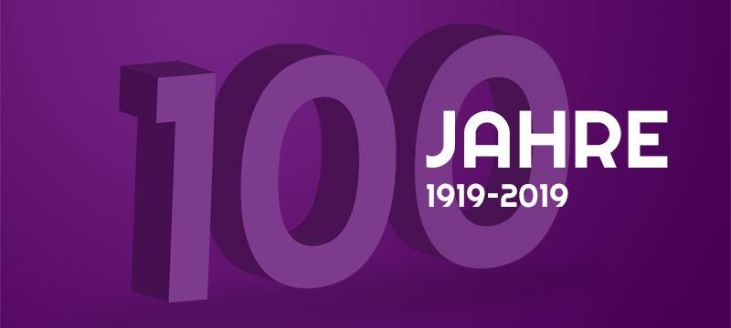 100 Jahre Bauhaus – das wird gefeiert