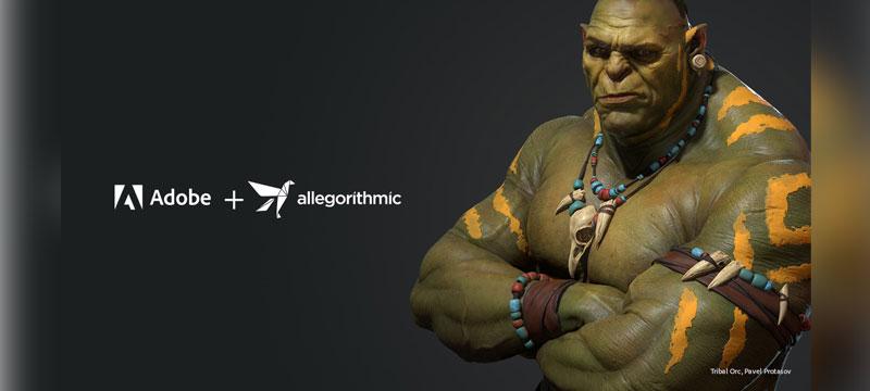 Adobe übernimmt Allegorithmic