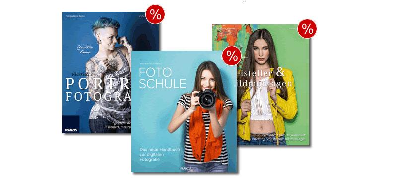 Fotografie-Bücher bis zu 80 % billiger