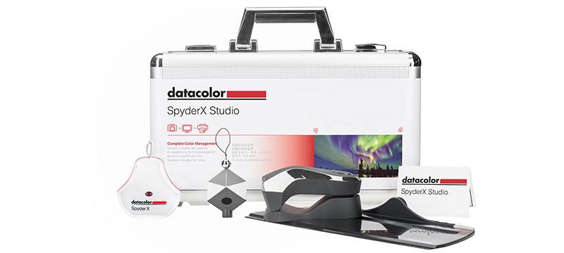 Farbmanagement für Fotografen – neue SpyderX-Toolkits von Datacolor