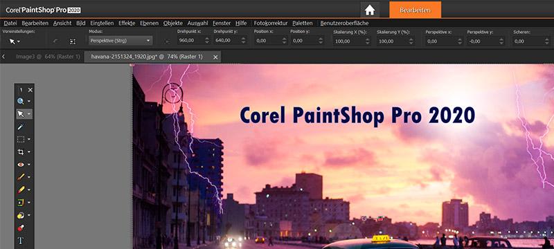 Corel PaintShop Pro 2020 wurde veröffentlicht