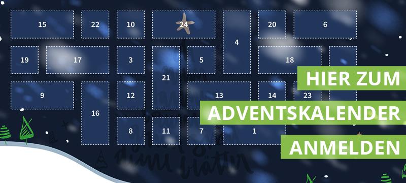 Euer Weihnachtskalender von TutKit.com und PSD-Tutorials.de
