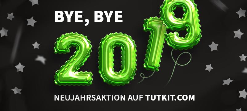 Bye, bye 2019