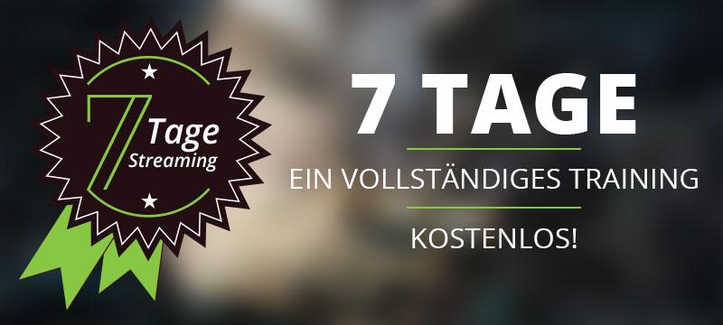 7-Tage-Streaming im April: Bestens ausgewählt