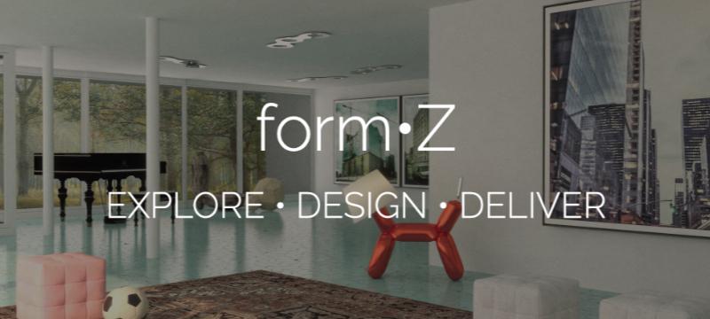 30 Jahre form·Z und neue Version 9.1