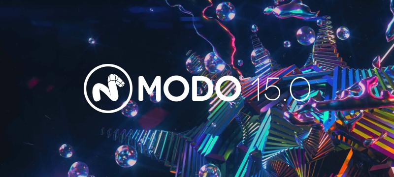 MODO 15 ist erschienen