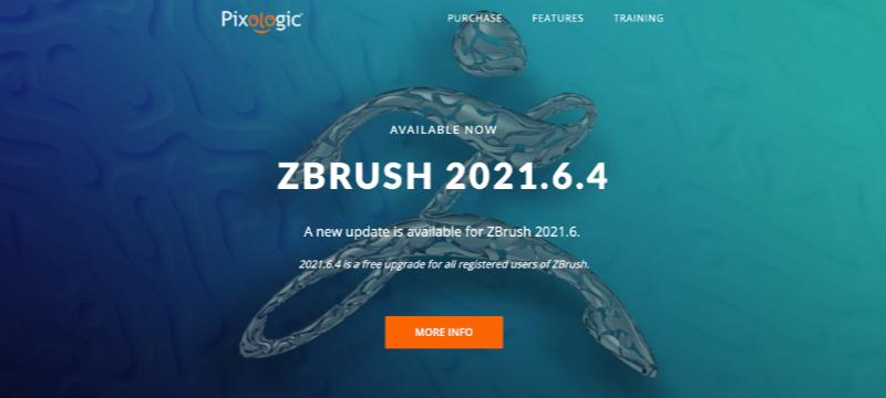 ZBrush 2021.6.4 und ZBrush Core 2021.6.2
