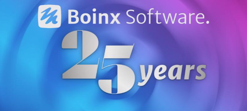 Boinx Software wird 25