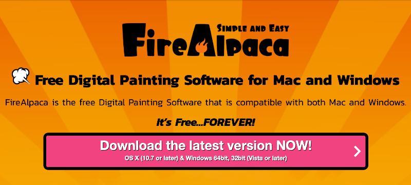 FireAlpaca - digitales Malen, kostenlos