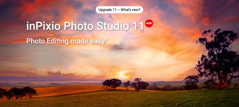 inPixio Photo Studio 11 – Foto-Bearbeitung ganz einfach