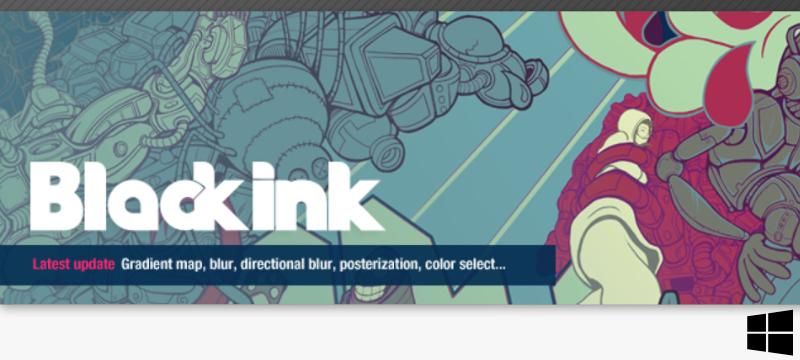 Black Ink - Die Antwort auf Painter und Co.