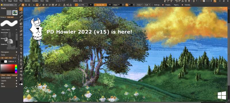PD Howler 2020 gratis und PD Howler 2022 neu erschienen