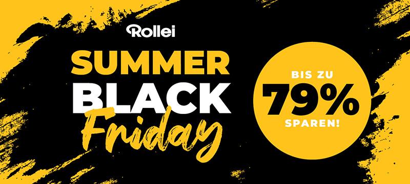 Rollei Sommer Black Friday: bis zu 79% sparen