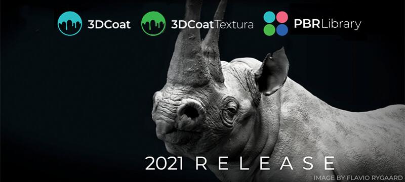 3DCoat 2021.21