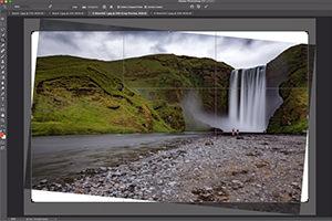 Photoshop: Inhaltsbasiertes Füllen für Freistellungswerkzeug angekündigt