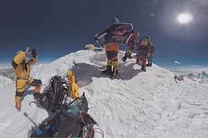 Besteigt den Everest in 360°