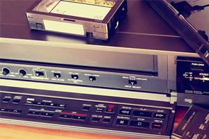 Zum Start in die Woche: VHS, Zeitraffer und Bananen